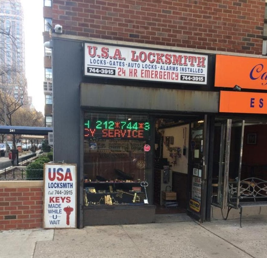 Commercial Locksmith NY